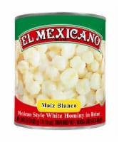 El Mexicano Maiz Blanco White Hominy