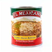 El Mexicano Refried Beans