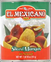 El Mexicano Sliced Mangos