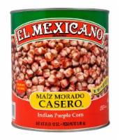 El Mexicano Maiz Morado Casero Indian Purple Corn