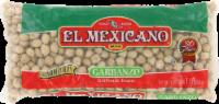 El Mexicano Garbanzo Beans - 16 oz
