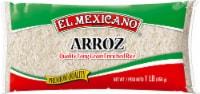 El Mexicano Arroz Long Grain Enriched Rice