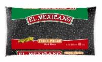El Mexicano Black Beans - 4 lb