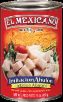 El Mexicano Imitacion Abulone