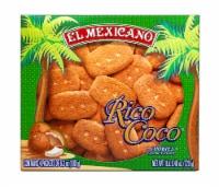 El Mexicano Rico Coco Cookies - 25.39 oz