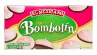 El Mexicano Coco Bombolin Cookies - 19.75 oz