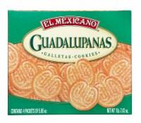 El Mexicano Guadalupanas Cookies - 23.42 oz