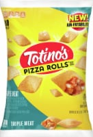 Totino's Triple Meat Frozen Pizza Rolls