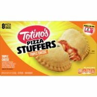 Totino's Triple Cheese Frozen Pizza Stuffers
