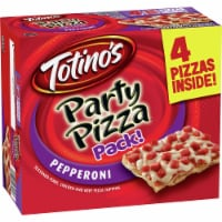 Totino's Pepperoni Party Pizza Pack
