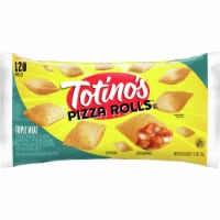 Totino's Triple Meat Pizza Rolls 120 Count