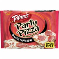 Totino's Classic Pepperoni Party Pizza