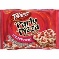Totino's Triple Pepperoni Party Pizza