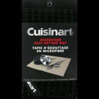 Cuisinart Drying Mat - Black