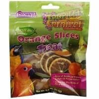 Brownf 423095 0.75 oz Tropical Carnival Natural Orange Slices - 1