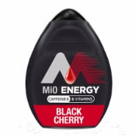 Mio Energy Black Cherry Liquid Water Enhancer