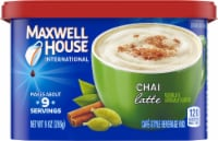 Maxwell House International Chai Latte Mix