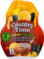Country Time Lemon Iced Tea Flavored Drink Mix - 1.62 fl oz