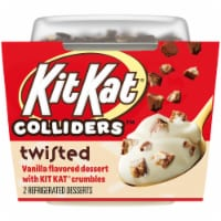 Colliders Kit Kat Twisted Vanilla Refrigerated Dessert