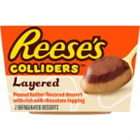 Colliders Reese's Layered Peanut Butter & Chocolate Dessert
