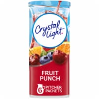 Crystal Light Fruit Punch Powdered Drink Mix