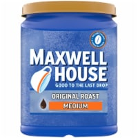 Maxwell House Original Medium Roast Ground Coffee - 42.5 oz