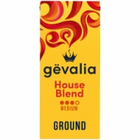 Gevalia House Blend Medium Roast Ground Coffee