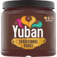 Yuban Traditional Medium Roast Ground Coffee