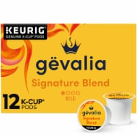 Gevalia Signature Blend Mild Roast Coffee K-Cup Pods