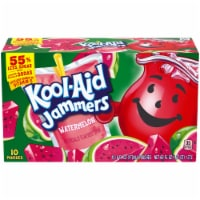 Kool-Aid Jammers Watermelon Flavored Drink Pouches