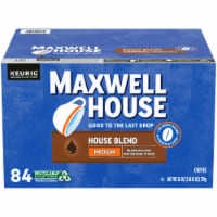 Maxwell House Medium House Blend Coffee K-Cup Pods - 84 ct