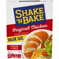 Shake 'N Bake Original Chicken Seasoned Coating Mix