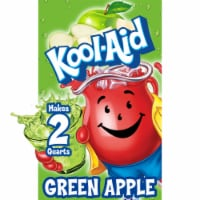 Kool-Aid Green Apple Unsweetened Drink Mix