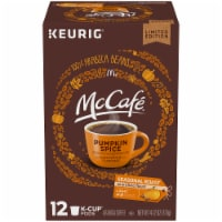 McCafe Limited Edition Pumpkin Spice Coffee K-Cup Pods