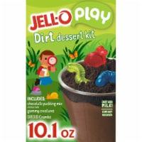 Jell-O Play Chocolate Dirt Dessert Kit - 10.1 oz