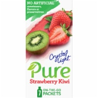 Crystal Light Pure Strawberry Kiwi Drink Mix