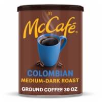 McCafé Colombian Medium Dark Roast Ground Coffee - 30 oz