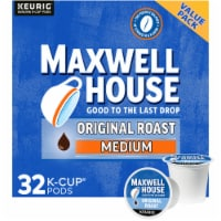 Maxwell House The Original Roast Medium Coffee K-Cup Pods Value Pack
