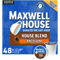 Maxwell House House Blend Medium Roast Coffee K-Cup® Pods - 48 ct
