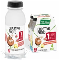 Creative Roots Watermelon Lemonade Flavored Coconut Water Beverages