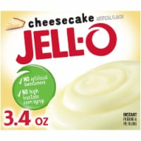 Jell-O Cheesecake Instant Pudding & Pie Filling - 3.4 oz