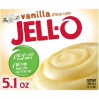 Jell-O Vanilla Instant Pudding & Pie Filling - 5.1 oz
