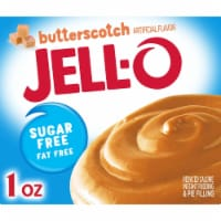 Jell-O Sugar Free Butterscotch Instant Pudding and Pie Filling