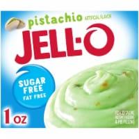 Jell-O Sugar Free Pistachio Instant Pudding & Pie Filling - 1 oz