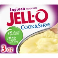 Jello Cook & Serve Tapioca Pudding Mix