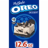 Jell-O No Bake Oreo Dessert Mix Kit