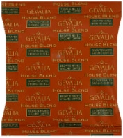 Gevalia Medium Roast Decaffeinated Ground Coffee - 8 oz. pouch, 20 pouches per case