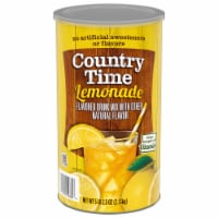 Country Time Lemonade Flavored Drink Mix - 82.5 oz