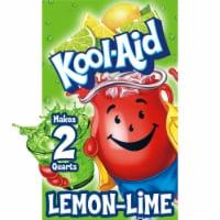Kool-Aid Unsweetened Lemon Lime Powdered Drink Mix