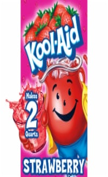 Kool-Aid Unsweetened Strawberry Powdered Drink Mix